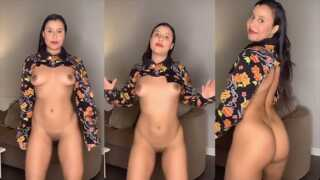 Alana Gomez naked dancing
